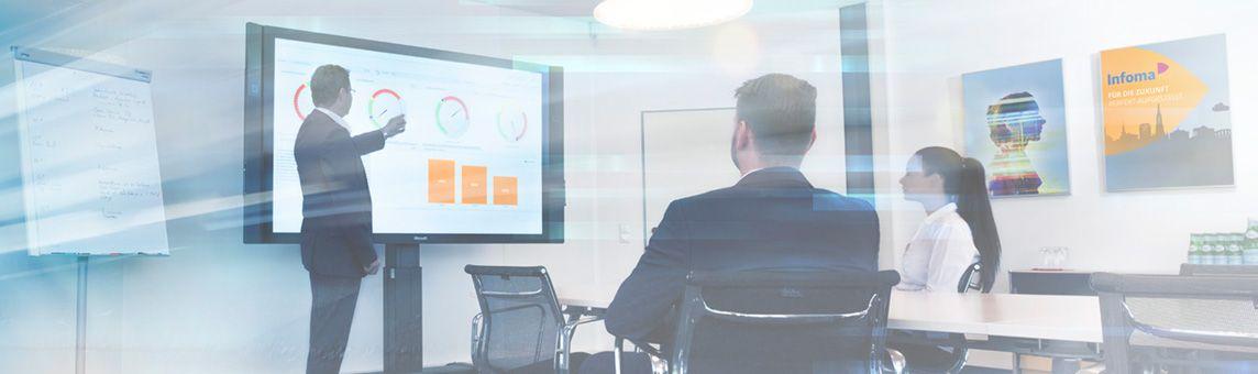 Berichtswesen Plus und Business Intelligence (BI)