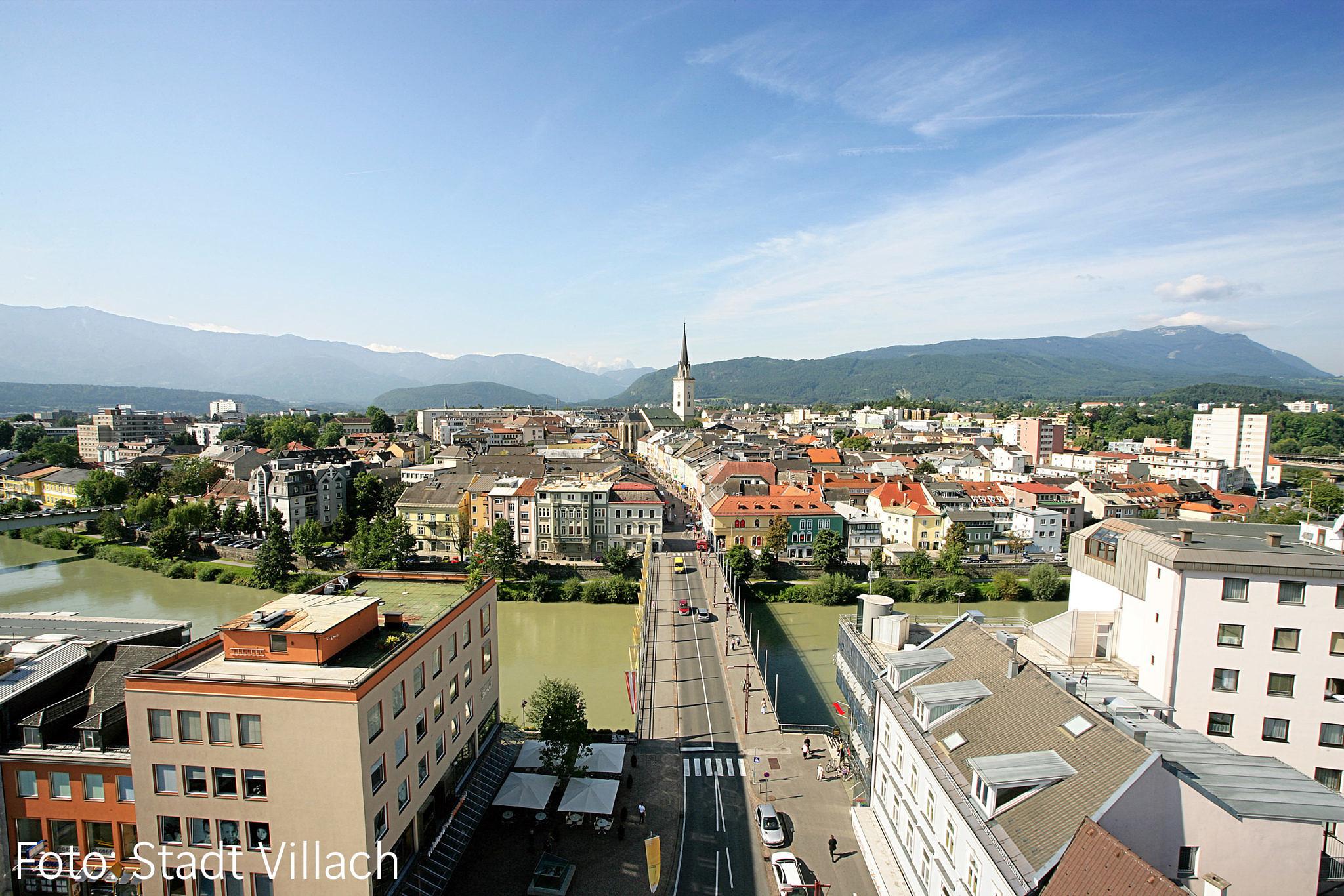 Stadt Villach geht mit gutem Beispiel voran