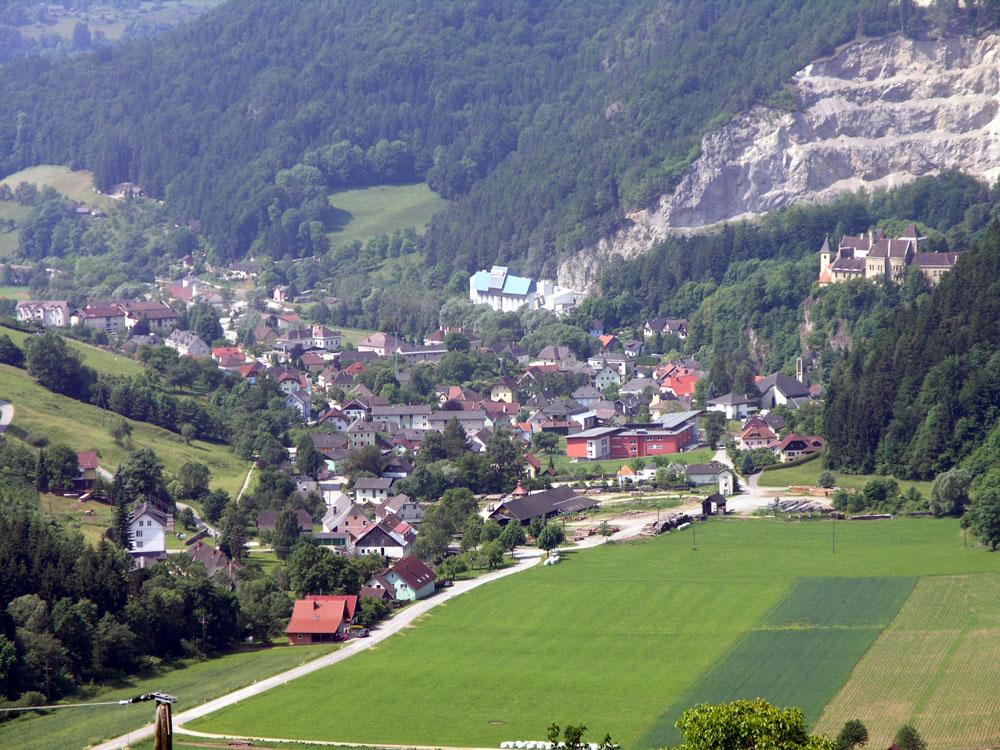 Marktgemeinde Eberstein