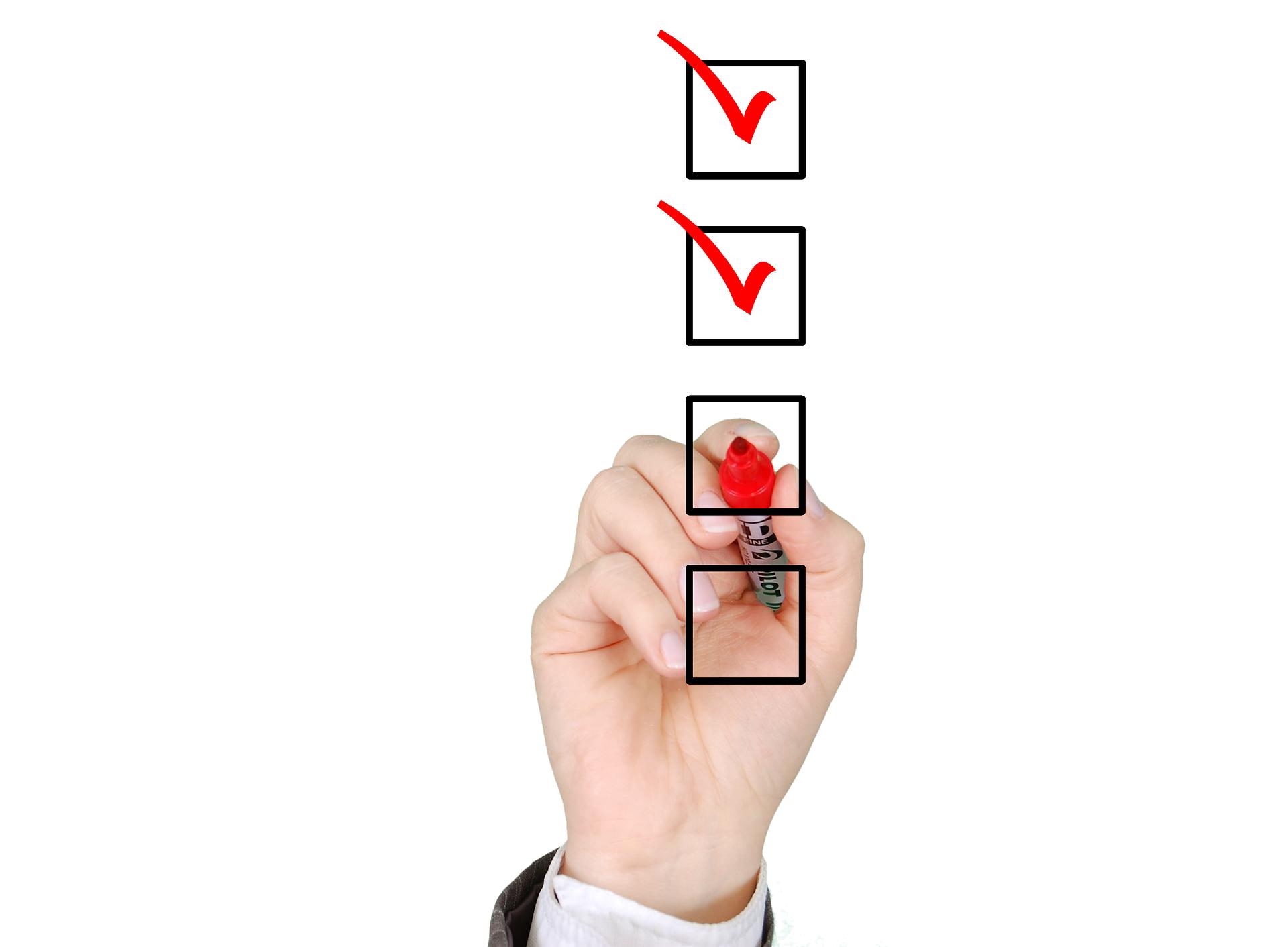 Meilenstein-Plan für VRV 2015