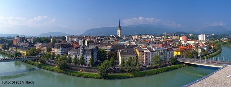 Stadt Villach erstellt Rechnungsabschluss 2020 mit Infoma newsystem