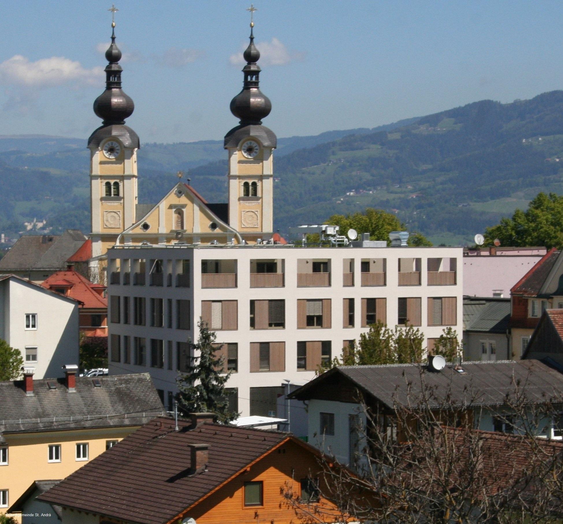Referenzbericht Stadtgemeinde St. Andrä
